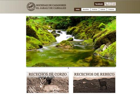 cazarencabrales.com